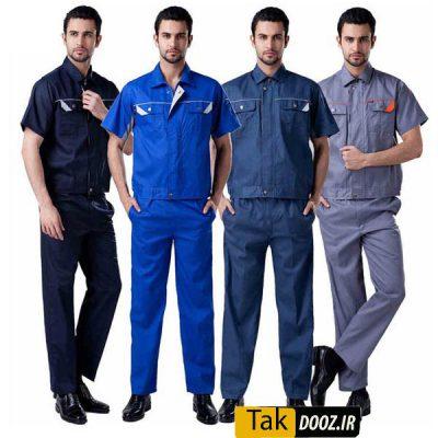 پیراهن صنعتی